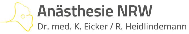 Anästhesie NRW – Dr. med. K. Eicker / R. Heidlindemann